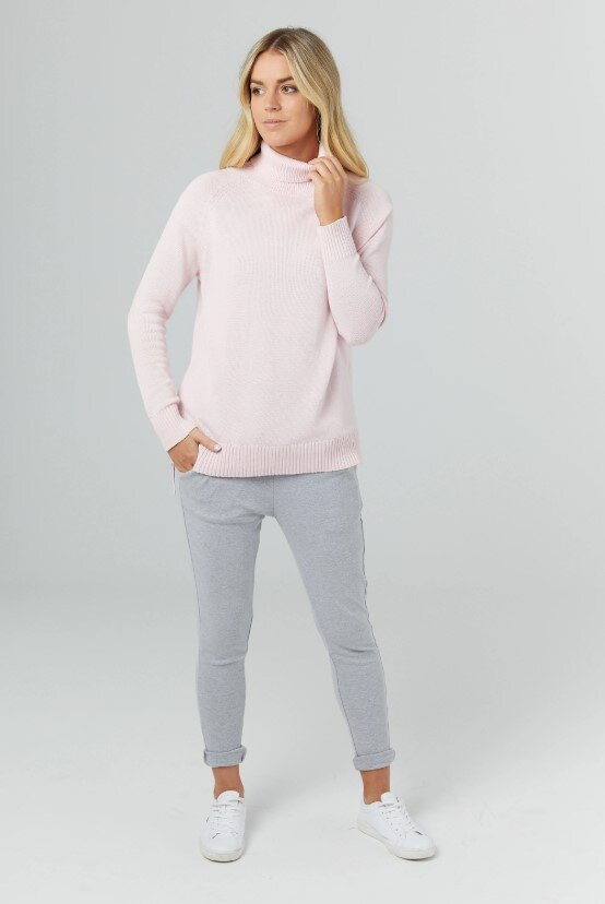 Tranquil Cotton Knit