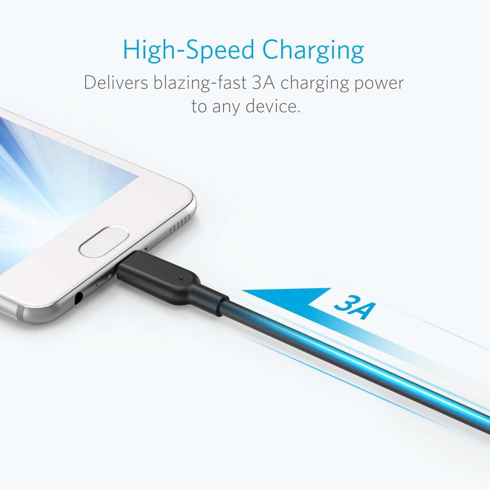 Anker PowerLine II USB-C to USB 3.1 Cable(3ft)