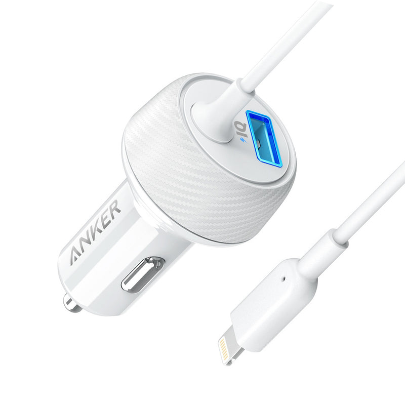 PowerDrive Elite 2 Ports with Lightning Connector
