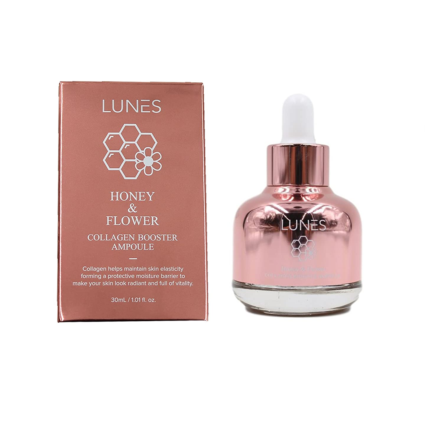 LUNES HONEY & FLOWER Collagen Booster Ampule