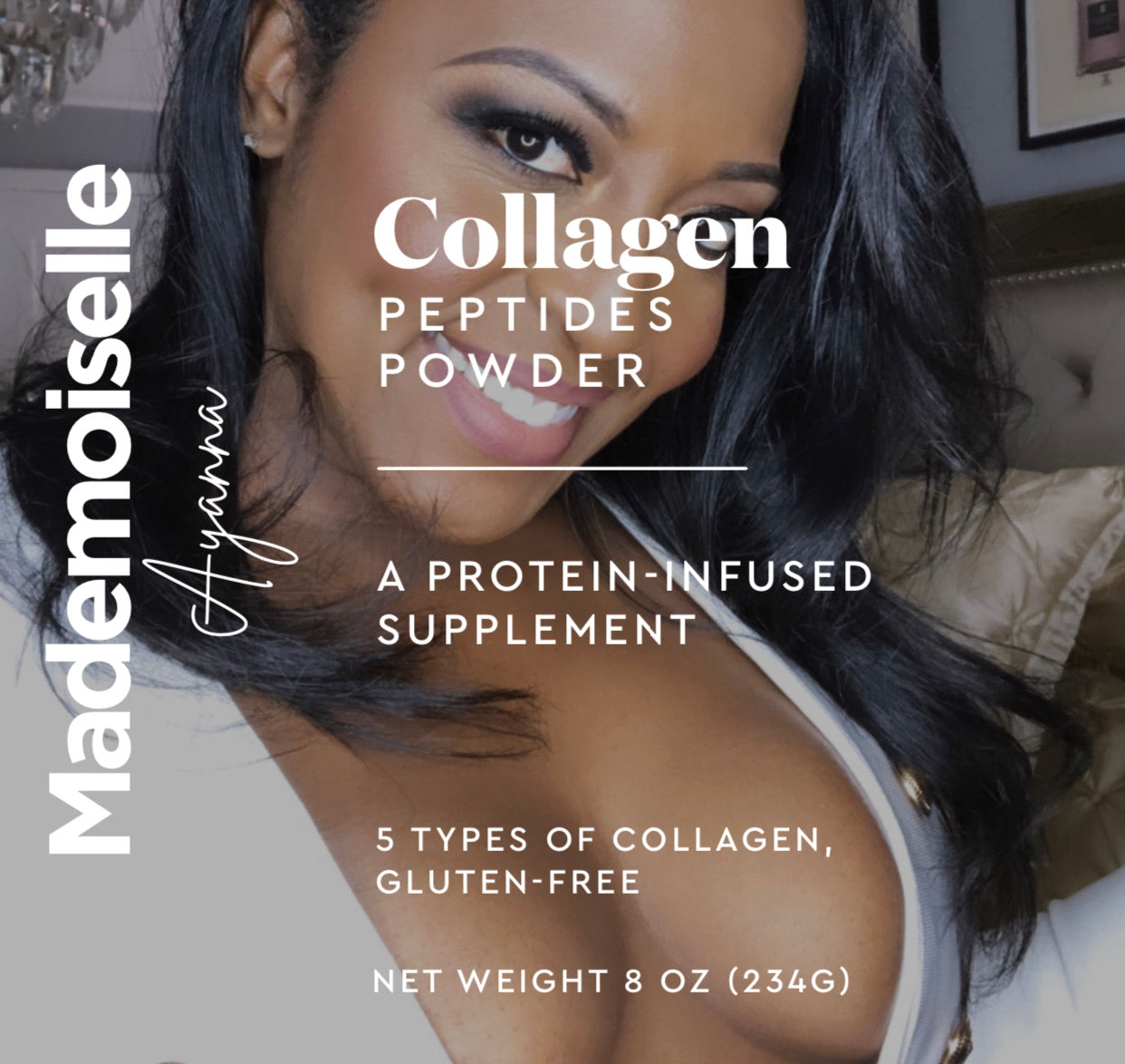 Ayanna Beauty Rx | Collagen Peptides Powder