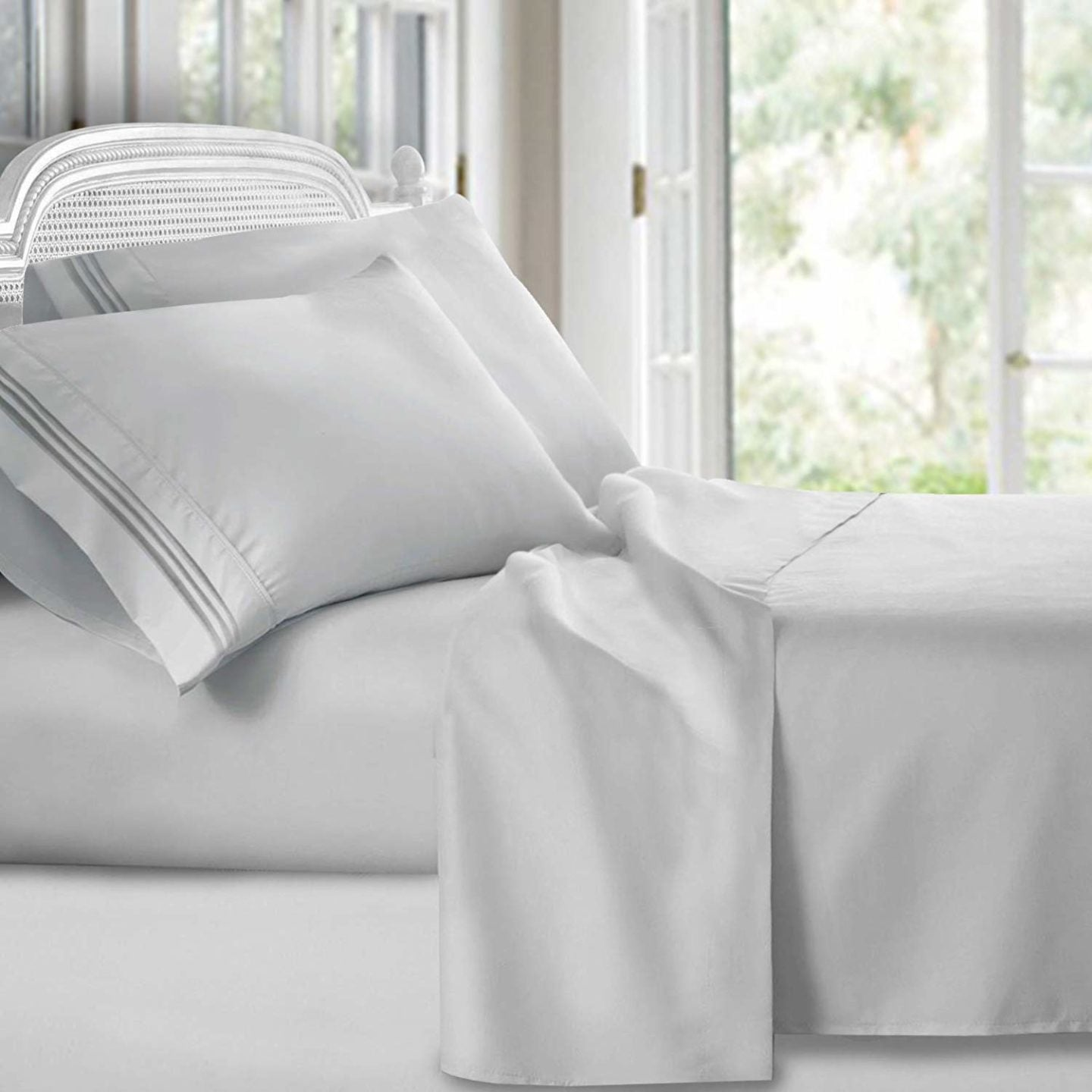 Mademoiselle Home | Beauty Sleep | Luxe Bed Sheet Set 1800 Series