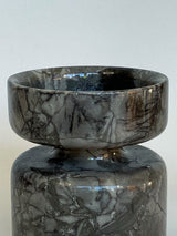 Mangiarotti Double Sided Marble Vase