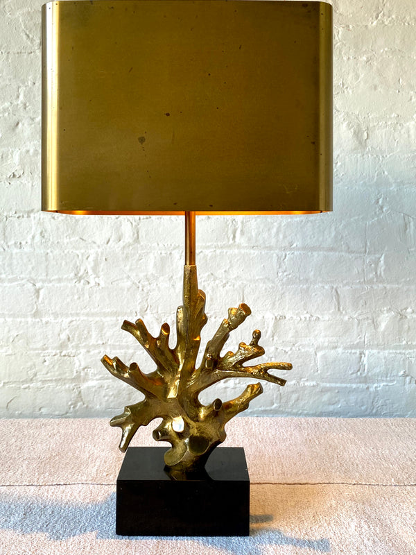 Maison Charles Coral Lamp