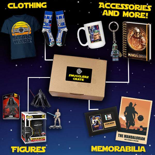 gift for star wars fans