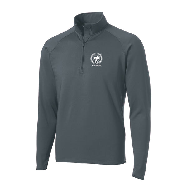 Accents Essential 1/4 Zip