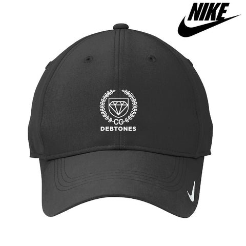 Debtones Black Nike Hat