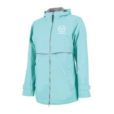 Debtones Aqua Rain Jacket