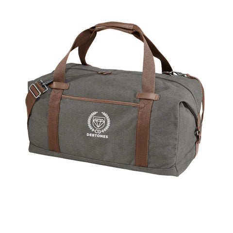 Debtones Canvas Duffel