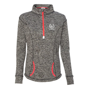 Center Grove Singers Charcoal Heather 1/4 Zip Pullover