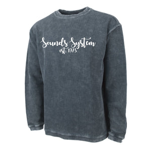 Sound System Color Corded Crew Sweatshirt
