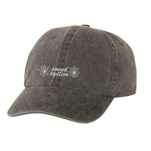 Sound System Daisy Baseball Hat