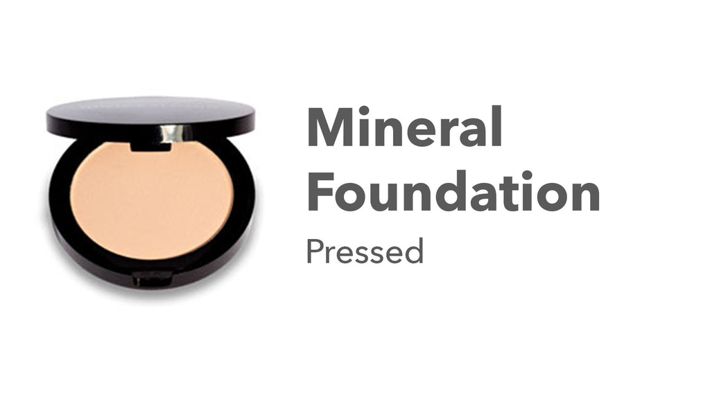 Pressed Mineral Compact Title