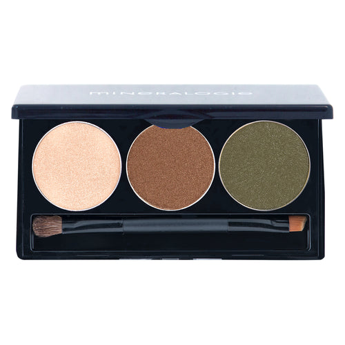 Woodstock Eye Shadow Trio Palette