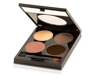 Pressed Eye Shadow Quad -  Neutrally Yours