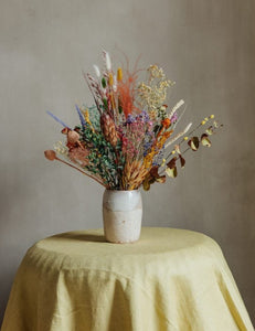 Editorial dried flowers - Large