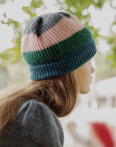 Delphine Quirin 4 colour hat