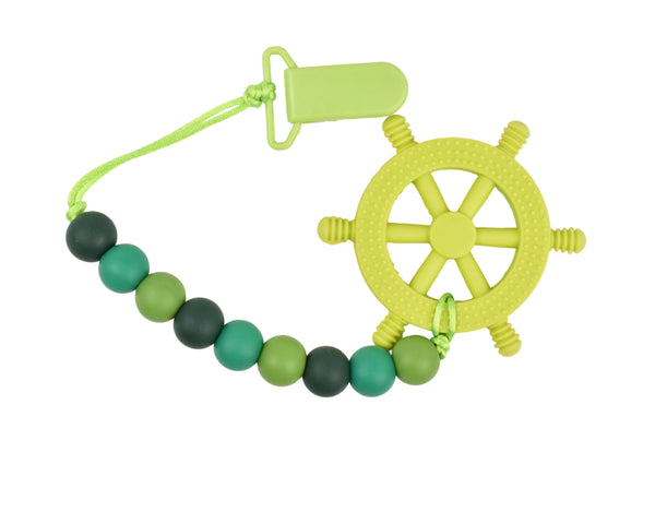 Helms Silicone Baby Teether – Multiple Colours Available