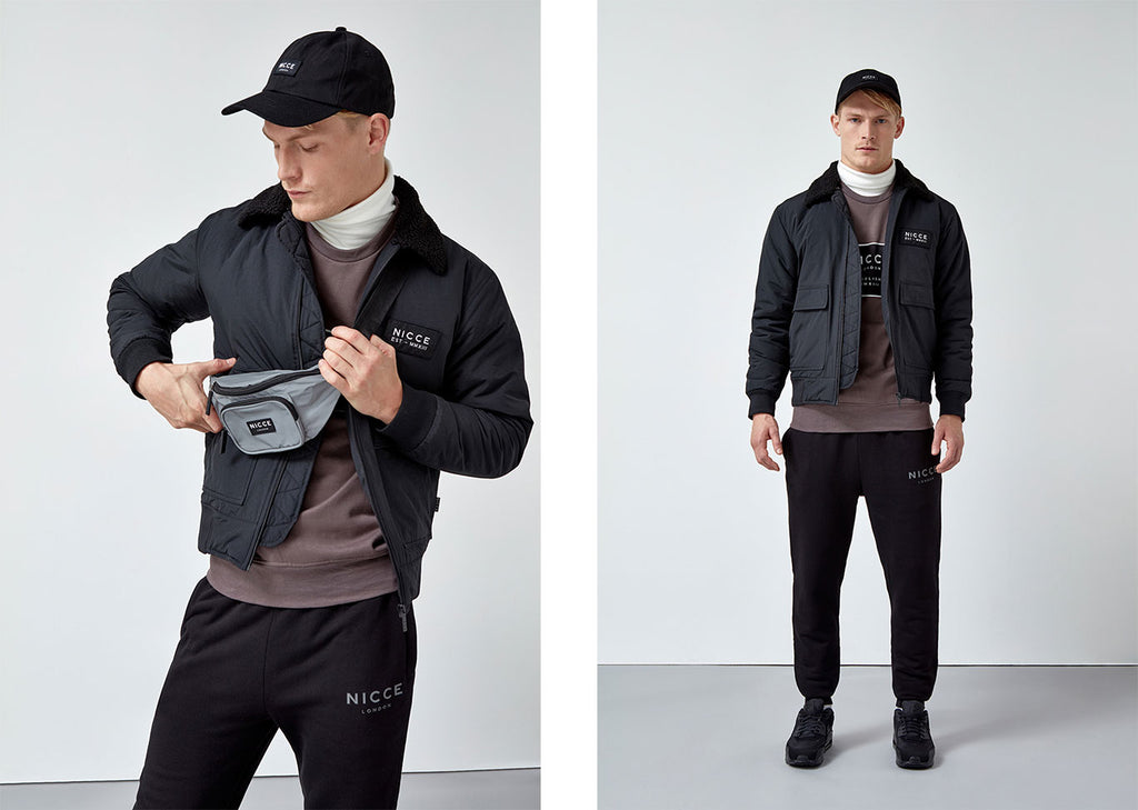 NICCE Menswear Autumn/Winter 2017 Lookbook