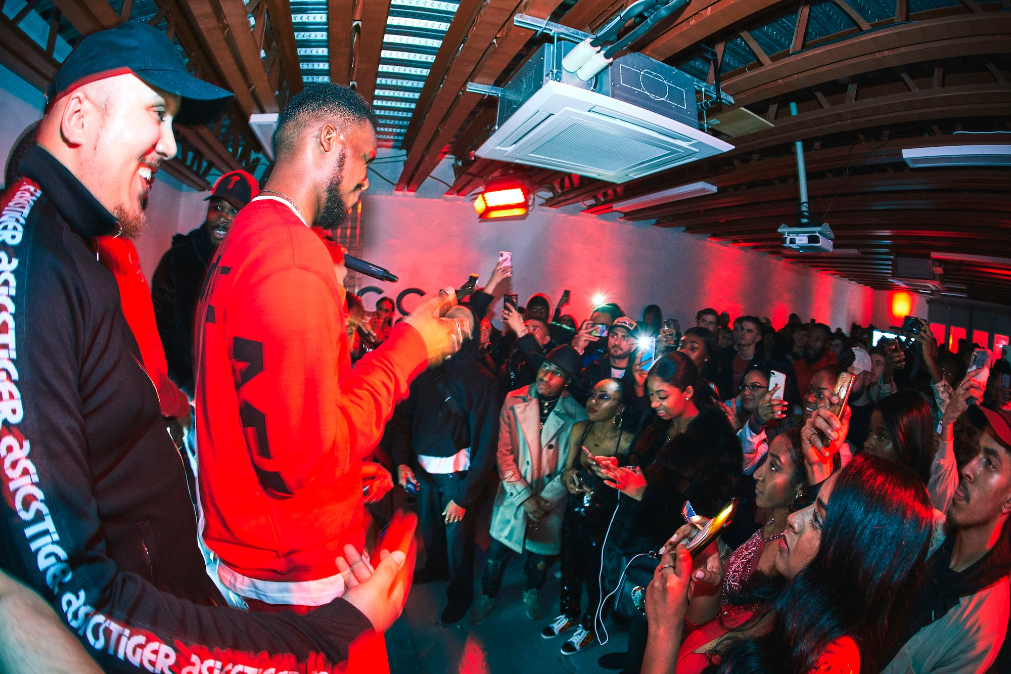 NICCE X Novelist Birthday party
