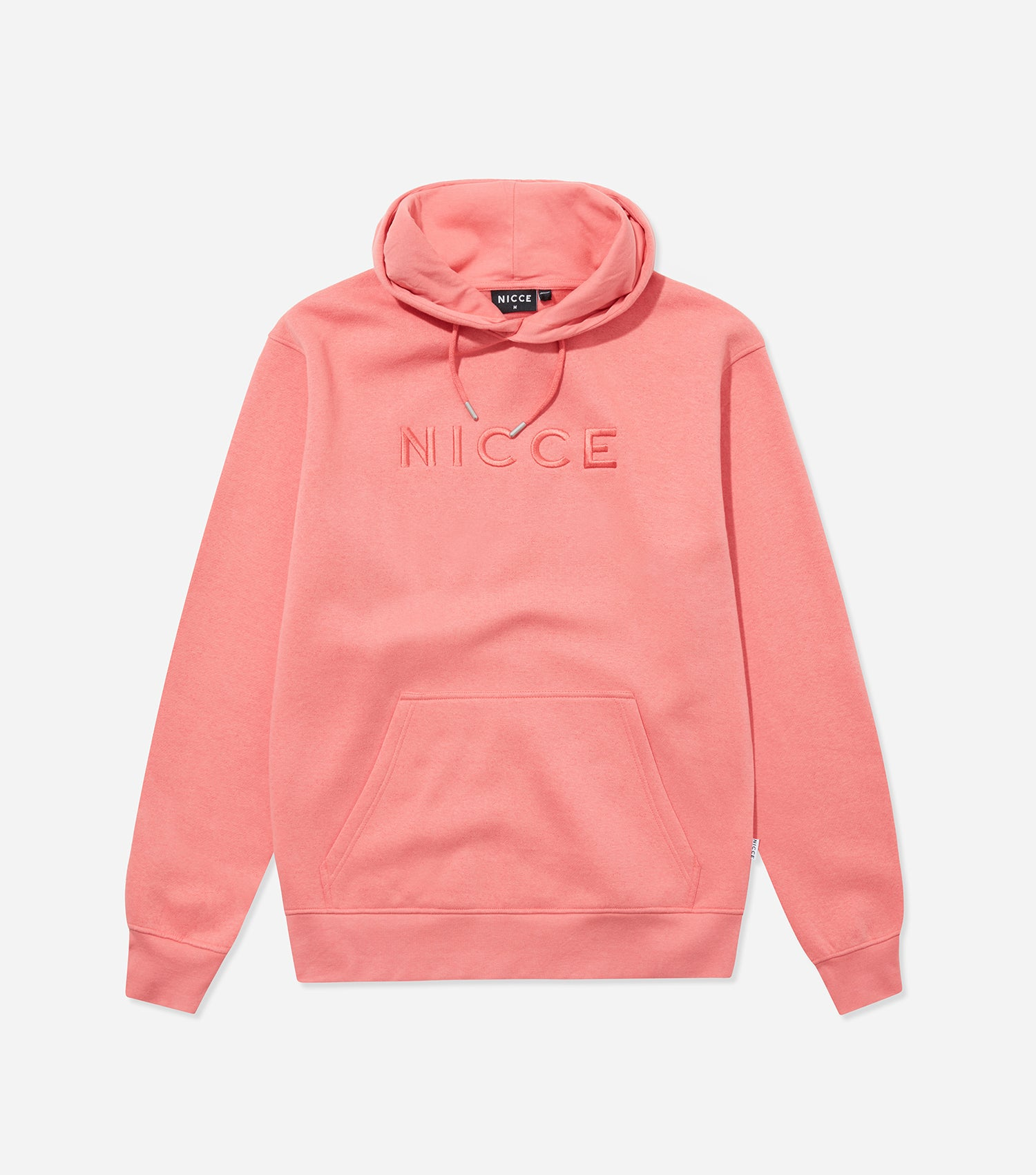 Nicce Mens Mercury Hood | Rose