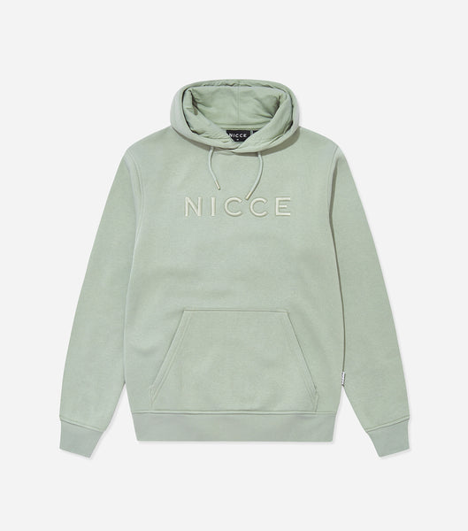 Nicce Mens Mercury Hood | Spearmint