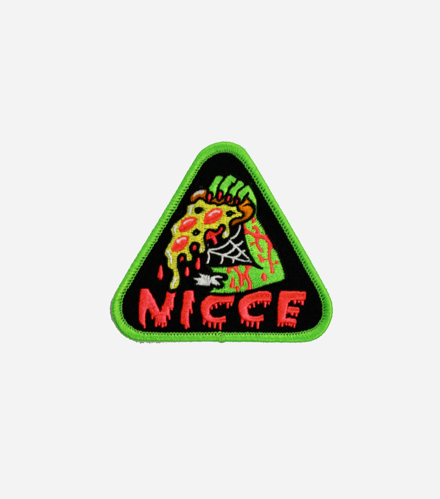 NICCE Night Watch Pizza Patch, Patches
