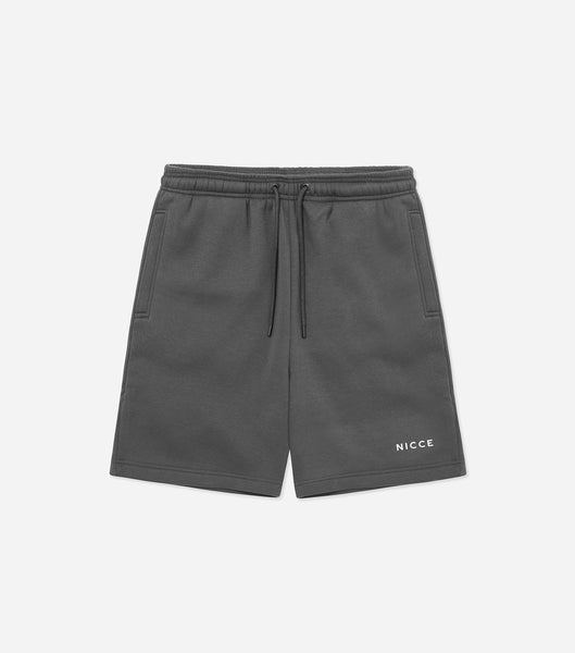 These coal shorts are part of our original collection and feature an elasticated waist and the NICCE logo. Designed in a relaxed fit these shorts are an every day throw on essential.
