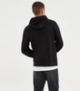 NICCE Mens Original Hood | Black