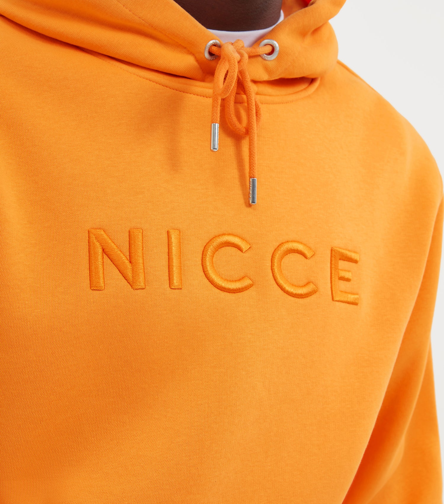 NICCE Mens Mercury Hood | Flame Orange