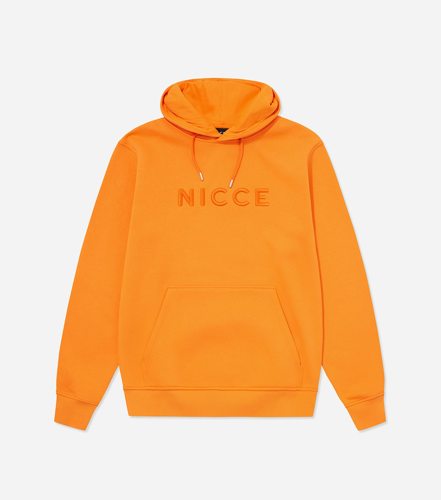 NICCE Mens Mercury Hood  | Flame Orange, Hoodies