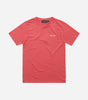 Nicce Mens Chest Logo T-Shirt | Holly Berry, T-Shirts