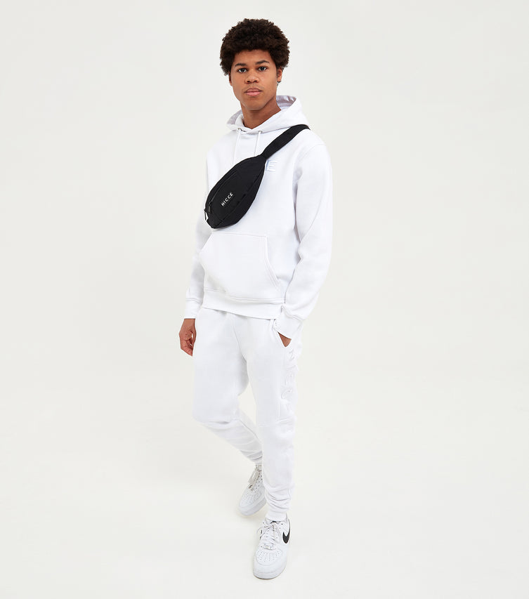 Nicce Mens Mercury Original Hood | White