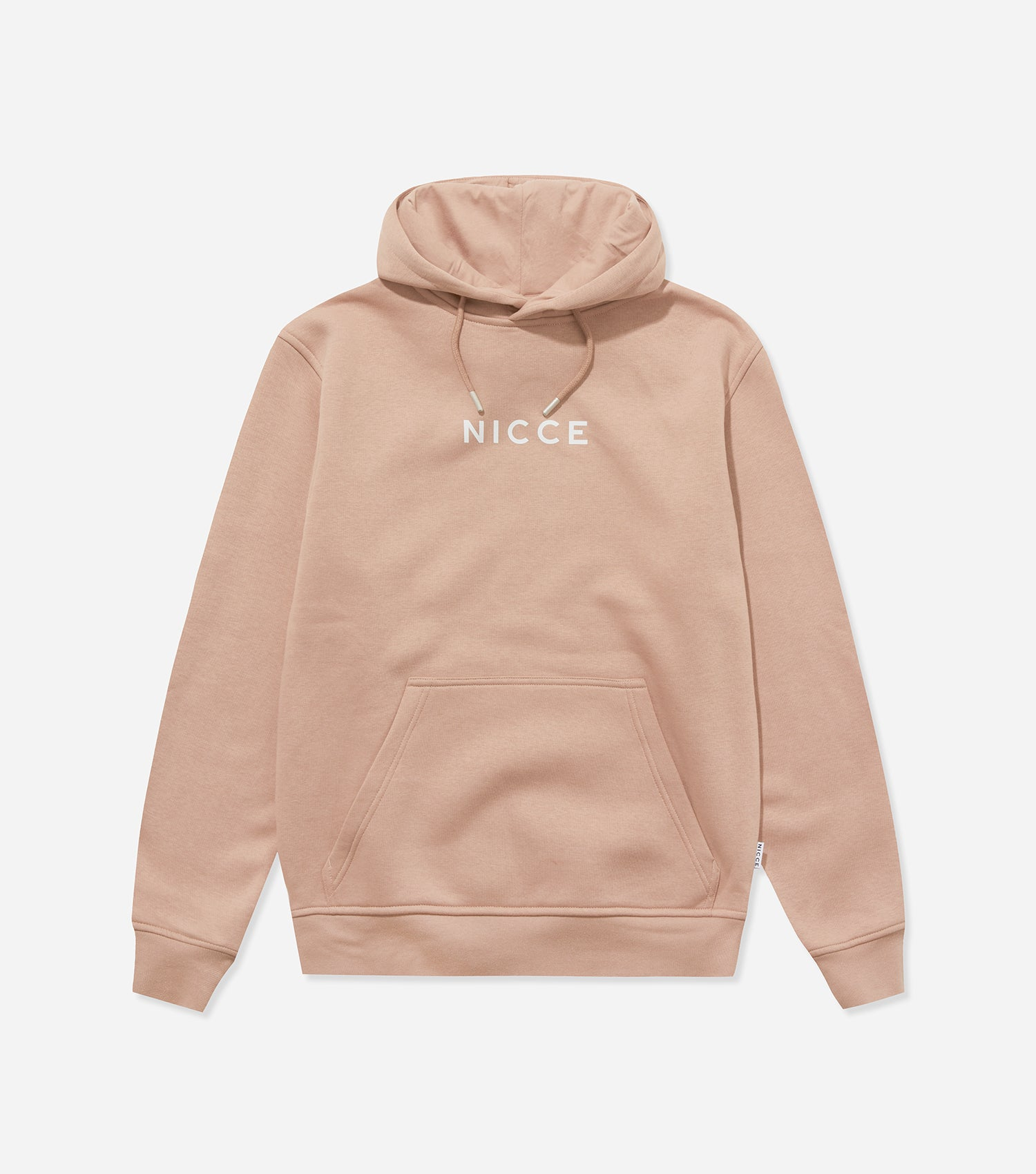 NICCE Womens Centre Logo Hood | Warm Taupe