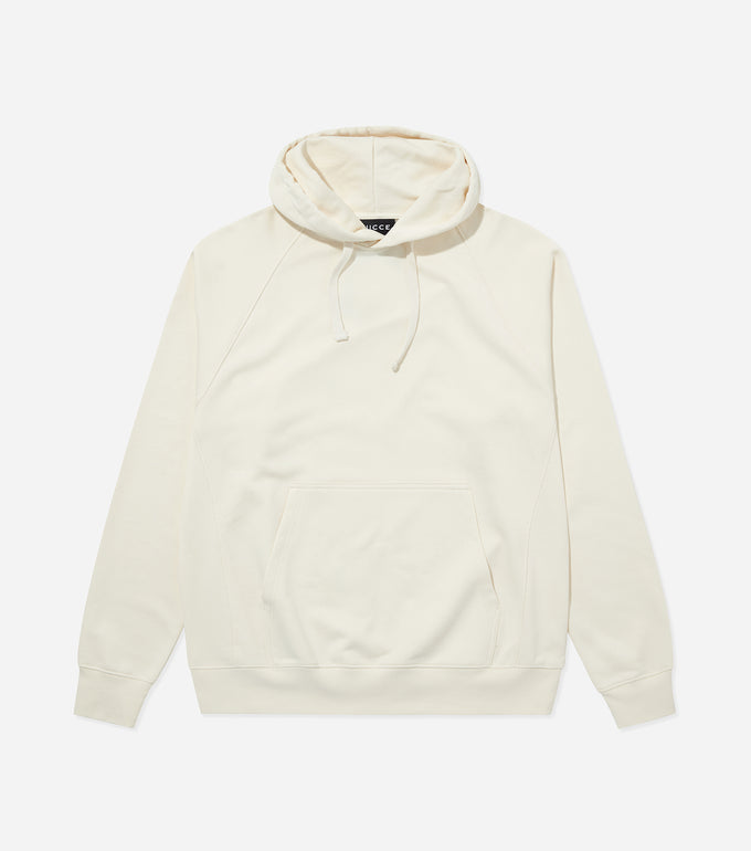 Nicce Mens Essentials Hood | Ecru