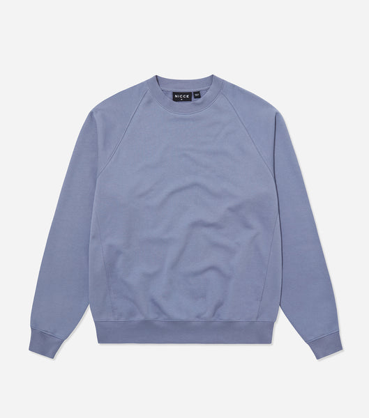 Nicce Mens Essentials Sweat | Flint
