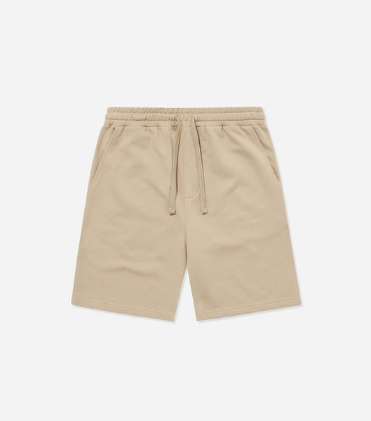 Nicce Mens Essentials Shorts | Taupe