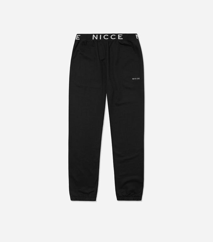 Nicce Mens Couch Joggers I Black