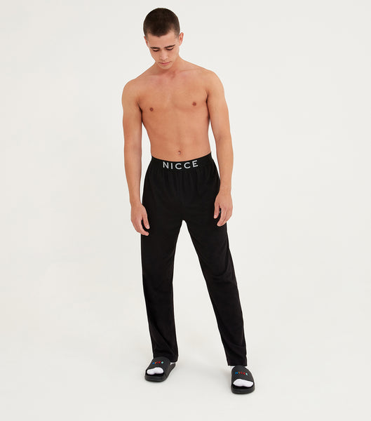 Nicce Mens Sofa Joggers I Black