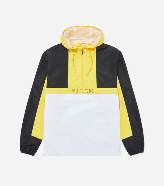 NICCE Mens Byron Jacket | Yellow, Outerwear