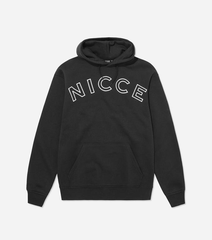 NICCE Womens Bower Hood | Black, Hoodies