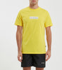 NICCE MENS HYAM T-SHIRT | YELLOW