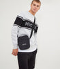 NICCE Mens Panel Sweat | Stone Grey, Sweatshirts