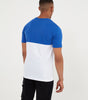 NICCE Mens Panel T-Shirt | White, T-Shirts