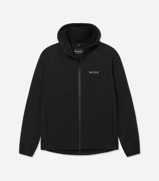 NICCE MENS NIO JACKET | BLACK, Outerwear