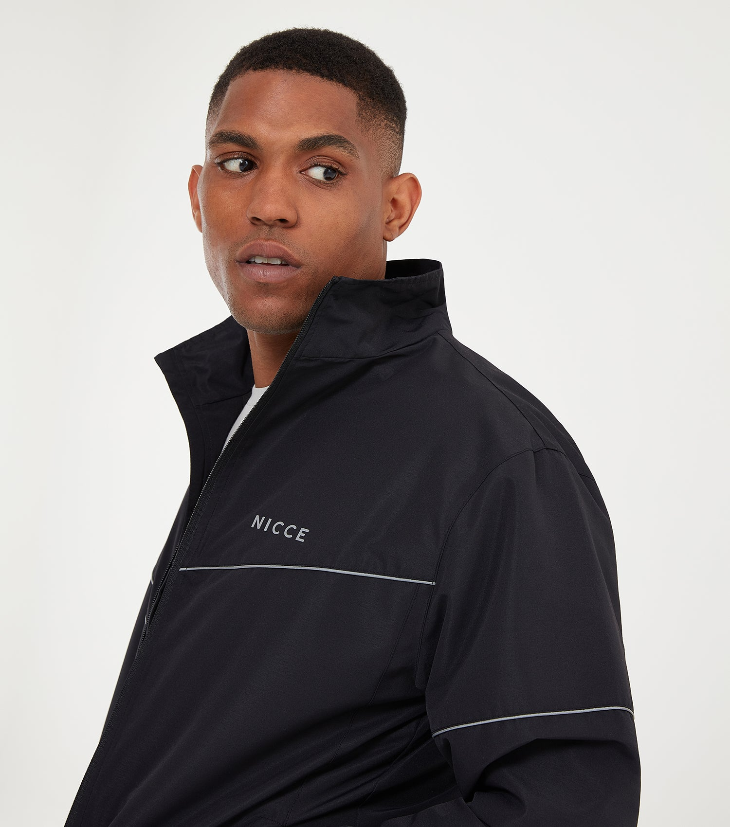 NICCE Mens Echo Jacket | Reflective, Outerwear