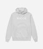NICCE Mens Rhodium Hood | Stone Grey, Hoodies