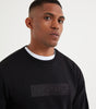NICCE Mens Crate Sweat | Black, Sweatshirts