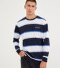 NICCE Mens Colum Long Sleeve T-Shirt | Deep Navy, T-Shirts