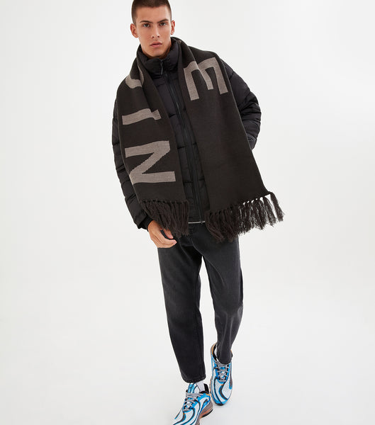 NICCE Unif Large Scarf | Black, Scarves